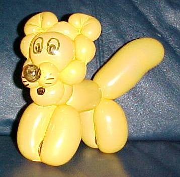 picture about Balloon Modelling Instructions Printable identified as Deliver a Balloon Animal